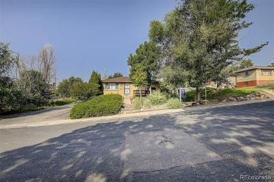 West Colfax Single Family Home Active: 1235 Yates Street