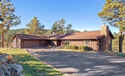 Evergreen Single Family Home Sold: 7543 Gartner Road