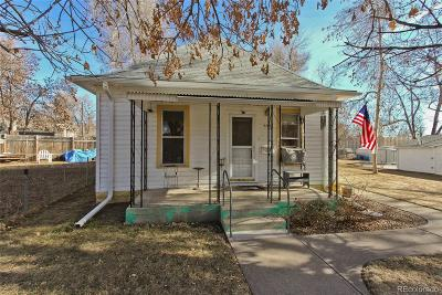 Longmont Single Family Home Under Contract: 338 Atwood Street