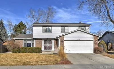 Westminster Single Family Home Under Contract: 10541 Bryant Way
