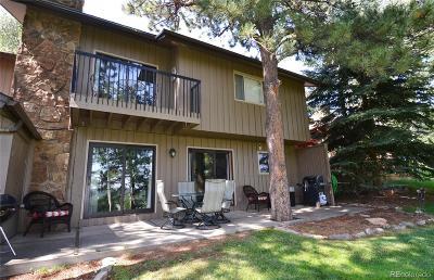 Evergreen Condo/Townhouse Sold: 2308 Hearth Drive #29