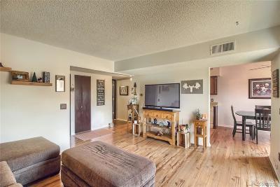 Denver CO Condo/Townhouse Active: $184,900