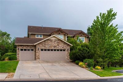 Castle Rock Single Family Home Active: 2337 Ridgetrail Drive