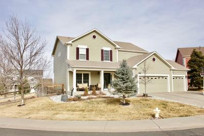 Parker Single Family Home Under Contract: 11820 Saddleback Court