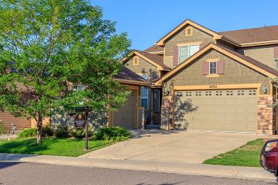 Highlands Ranch Single Family Home Under Contract: 10782 Huntwick Street