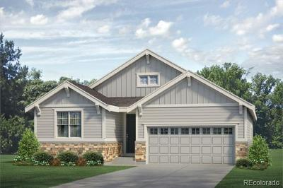 Berthoud Single Family Home Active: 563 Country Road