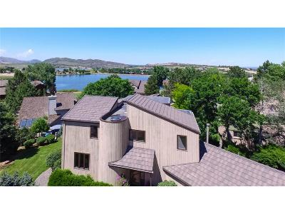 Morrison Single Family Home Under Contract: 5518 Willow Springs Drive