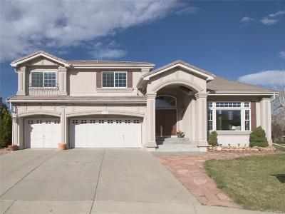 Broomfield Single Family Home Active: 4706 Castle Circle