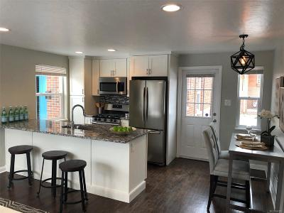 Denver Condo/Townhouse Under Contract: 1541 Wabash Street