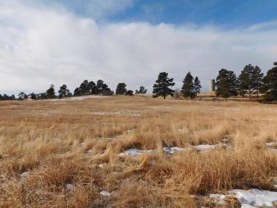 Franktown Residential Lots & Land Active: 2649 Ponderosa Road
