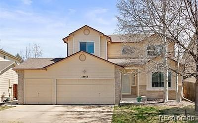 Broomfield Single Family Home Active: 13462 Falls Drive