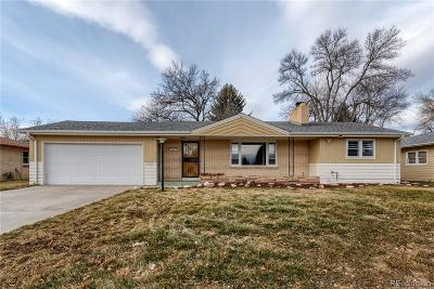 Larimer County Single Family Home Active: 1325 Stover Street