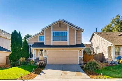 Highlands Ranch CO Single Family Home Active: $529,900