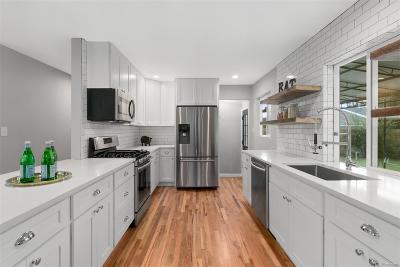 Single Family Home Active: 3142 South Glencoe Street