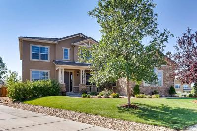 Broomfield Single Family Home Active: 16676 Cathedral Way
