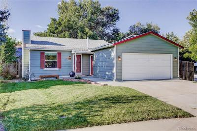 Morrison Single Family Home Sold: 11702 West Layton Drive