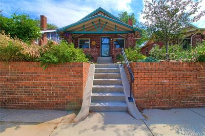 Single Family Home Active: 4580 Clay Street