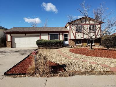Aurora Single Family Home Under Contract: 11537 East Center Drive