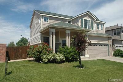 Commerce City Single Family Home Active: 10457 East Abilene Street