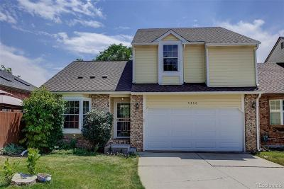 Westminster CO Single Family Home Active: $359,000