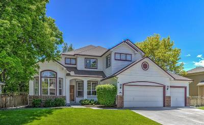 Longmont Single Family Home Active: 2244 Bluebird Drive
