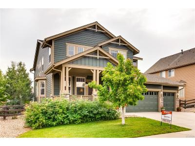 Littleton Single Family Home Under Contract: 8204 Dressage Road