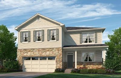 Aurora CO Single Family Home Active: $469,965