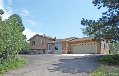 Elizabeth CO Single Family Home Active: $425,000