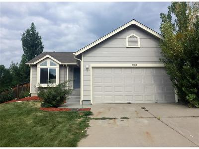 Highlands Ranch, Lone Tree Single Family Home Active: 8983 Maribou Court
