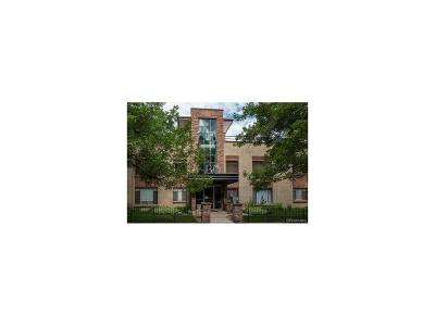 Cheeseman & Moffat, Cheeseman Park, Cheesman Park Condo/Townhouse Active: 1375 Williams Street #203