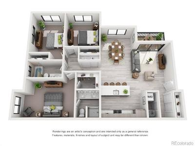 Condo/Townhouse Active: Tbd #303