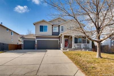 Frederick Single Family Home Under Contract: 6162 Clayton Street