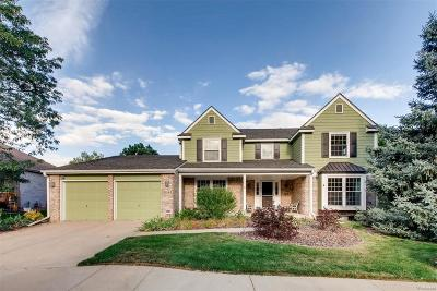Highlands Ranch Single Family Home Under Contract: 9041 Jimson Weed Way
