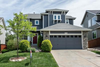 Highlands Ranch Single Family Home Active: 10191 Bentwood Circle