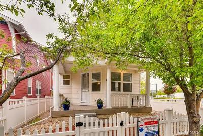 Denver Single Family Home Active: 2885 Central Park Boulevard