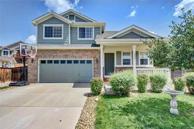 Commerce City Single Family Home Active: 10430 Kittredge Street