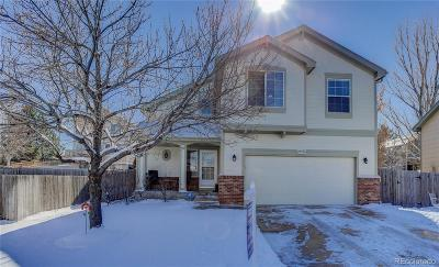 Single Family Home Active: 22274 East Oxford Place