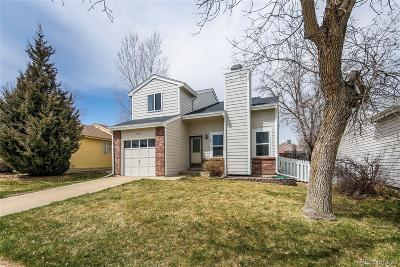 Arvada Single Family Home Under Contract: 5773 West 76th Drive