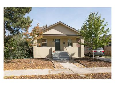 Denver Single Family Home Under Contract: 1564 Tamarac Street