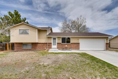 Littleton CO Single Family Home Active: $375,000