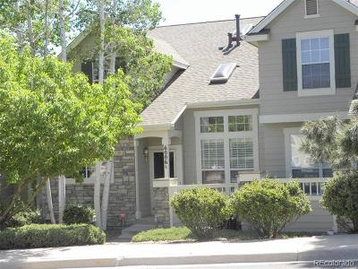 Highlands Ranch Condo/Townhouse Active: 6006 Trailhead Road