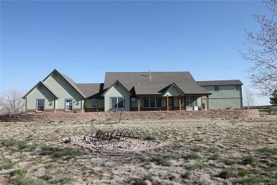 Commerce City Single Family Home Under Contract: 19151 East 121st Place