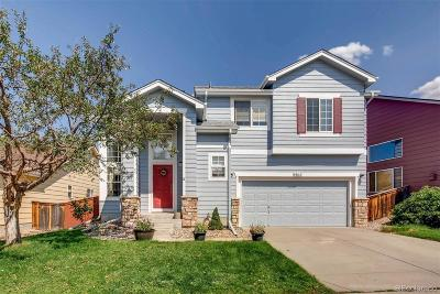 Highlands Ranch Single Family Home Under Contract: 9862 Burberry Way