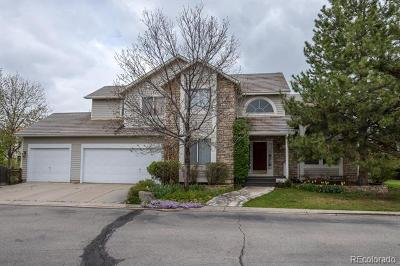 Boulder Single Family Home Active: 5477 Lone Eagle Court