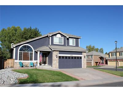 Highlands Ranch Single Family Home Under Contract: 10103 Alexa Lane