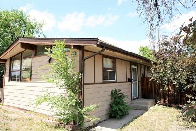 Denver Single Family Home Active: 401 Cragmore Street