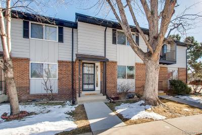 Westminster Condo/Townhouse Sold: 3061 West 92nd Avenue #2B