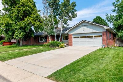 Denver Single Family Home Under Contract: 3152 South Josephine Street