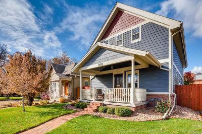 Denver Single Family Home Active: 2935 North Franklin Street