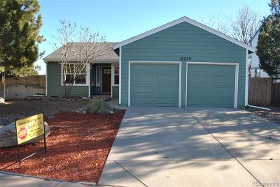 Littleton Single Family Home Active: 12039 West Hornsilver Mountain